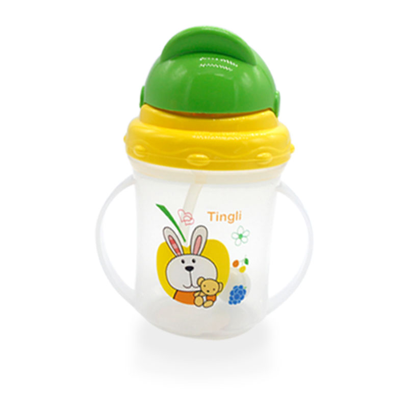 Monkids Baby Kids Straw Cup Drinking Bottle Sippy Cups ...