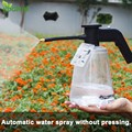 2L jardín pulverizador eléctrico pulverizador a presión de la boquilla de jardín de alta presión botella de Spray botella de agua arma de jardinería riego olla de agua