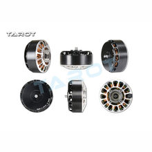 "TATOR-RC 5012 300KV 12N14P Multiaxial motores sin escobillas montaje de Metal para 18 ""21"" hélice Quadcopter multicóptero TL50P12(China)"