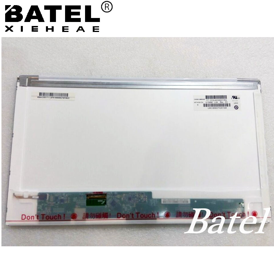 N156B6-L0A Rev C3 Glossy Matrix for laptop 15.6 LCD Screen 1366x768 HD Glare 40pin Test Works Well Replacement