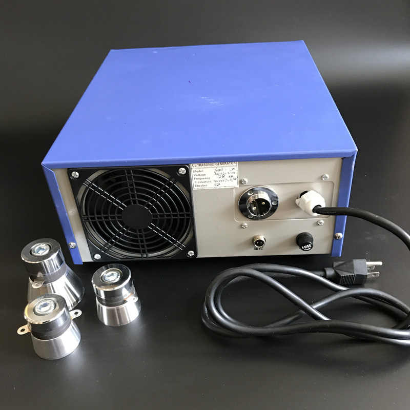 Ультразвуковой генератор 2400 Вт 220 В 20 кГц/25 кГц/28 кГц/30 кГц/33 кГц/40 кГц регулируемый по времени цифровой ультразвуковой генератор частоты