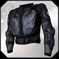 Motocicleta chaqueta de moto de carreras de la ropa de protección protectora potente moto protector armadura chaqueta