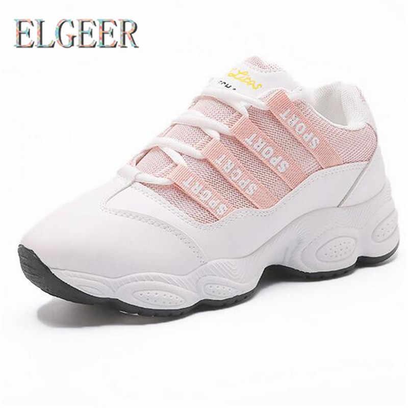 7439a358c 2018 Новинка; Лидер продаж Для женщин обувь Экстравагантная повседневная  обувь Обувь с дышащей сеткой Для
