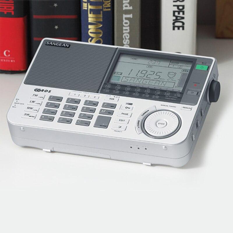 Récepteur Radio bande ATS-909X SANGEAN FM/MW/SW/LW haut-parleur radio bande fm multibande