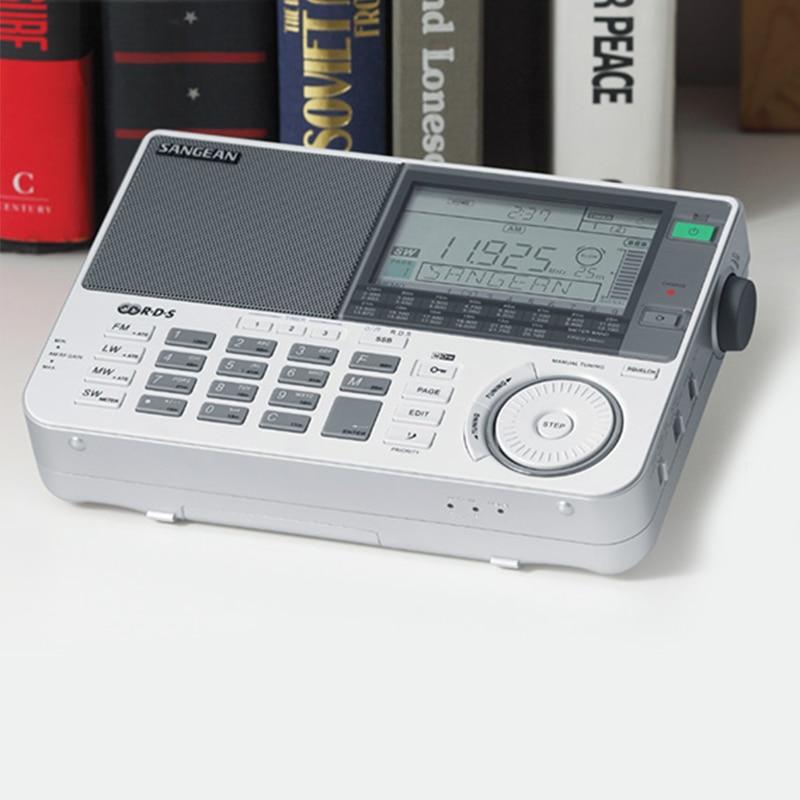 SANGEAN ATS-909X Receptor de radio de banda FM / MW / SW / LW Altavoz de radio de banda de radio multibanda FM
