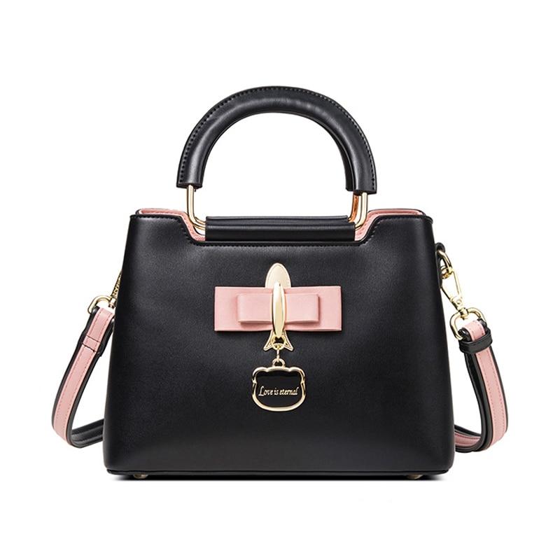 2019 New Genuine Leather Bag Female Handbag Women Bag Famous Brand Shoulder Crossbody Bags Women Messenger