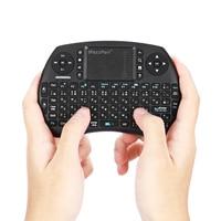 KP-810-21S IPazzPort Mini 2.4 GHz Wireless Keyboard USB 2.0 Wielofunkcyjne Air Mouse Pad PC Android TV Box