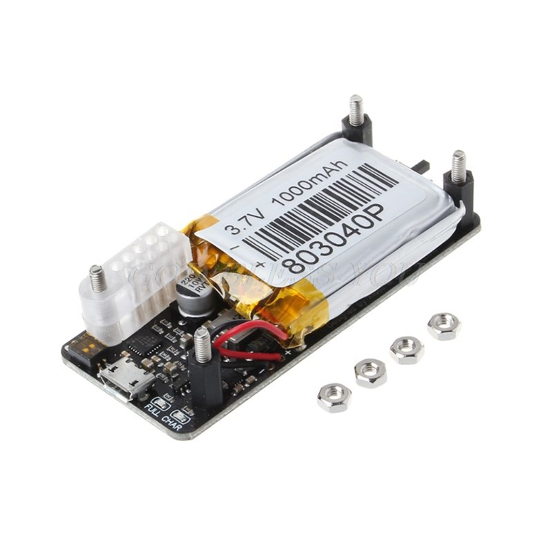 Raspberry Pi Zero UPS Power Board Detection Device With Integrated Serial Board-in Replacement Parts & Accessories from Consumer Electronics