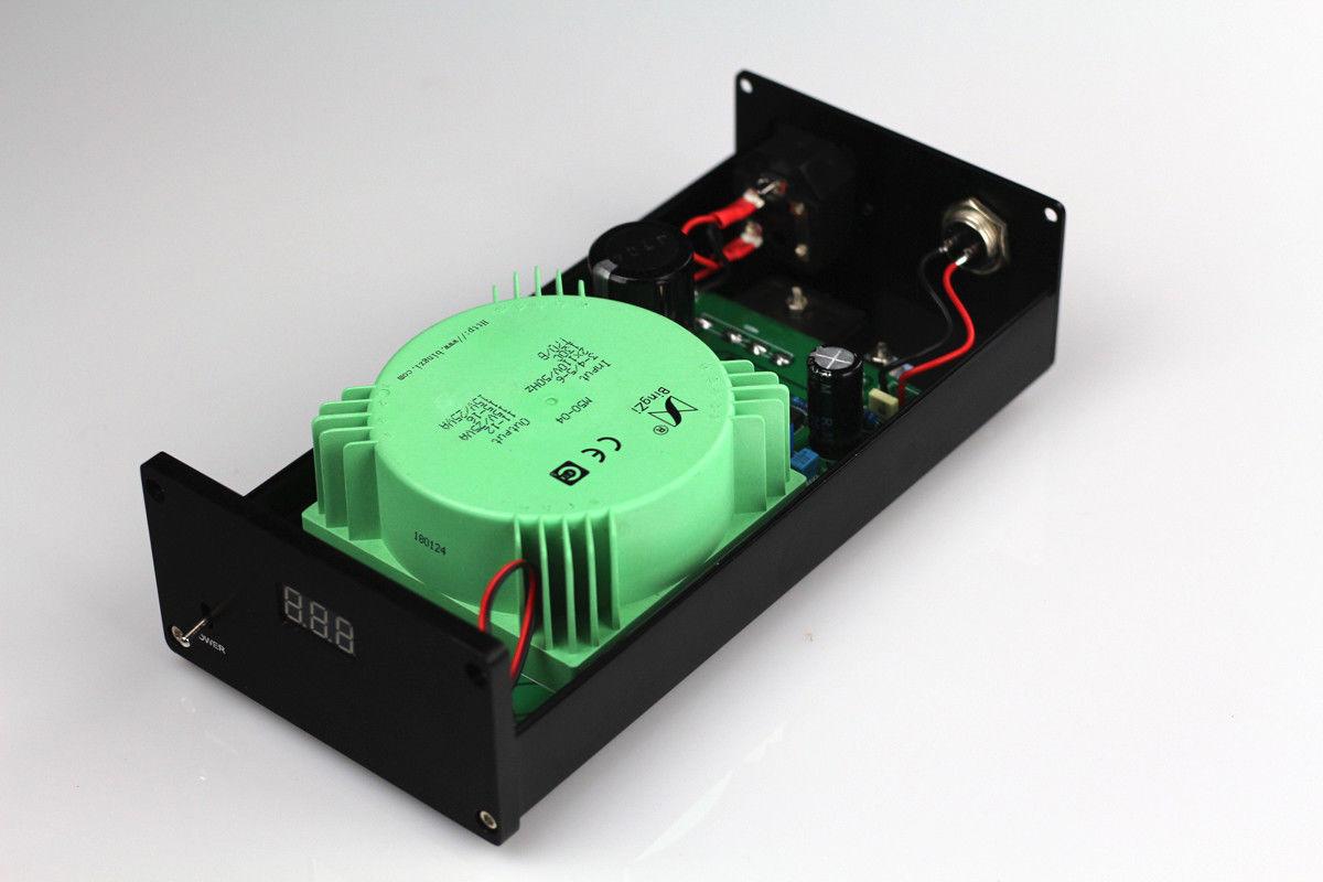 ZEROZONE 50VA DC18V linear Power supply for DAC /preamp/ headphone amp LPS PSU L4-49 30w 30va dc12v hifi linear power supply regulated psu for dac headphone amp