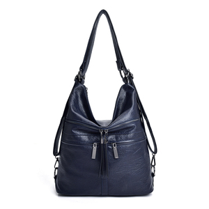 Image 4 - Multifunctional ladies handbags girls luxury diagonal bags ladies bags designer handbags backpacks ladies travel shoulder bags