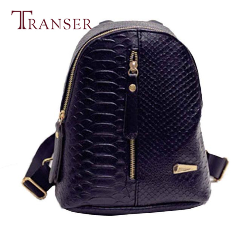 Transer Women Leather Backpacks Schoolbags Travel Shoulder Bag Best Gift  drop ship May16 backpack women leather backpacks schoolbags travel shoulder bag best gift drop ship may16 3