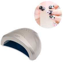 Nail Dryer Professional SUNone 48W EU/ US PLUG Manicure Tool LED / UV Phototherapy Electric Nail Gel Lamp