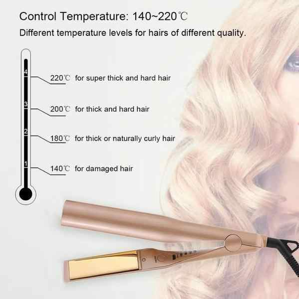 2 In 1 Mestar Besi Pro Automatic Rotating Roller Rambut Atlet Curling Putra Pemanasan Automatic Ceramic Curling Iron Magic Rambut Styling Alat