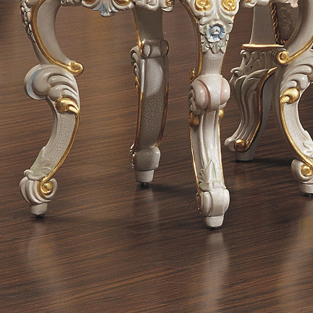 french empire furniture -round solid wood  table Imperial Executive Furniture