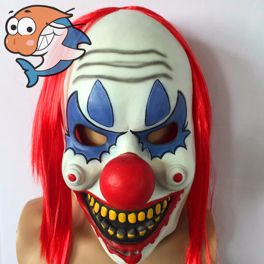 Pennywise The Clown Mask Promotion-Shop for Promotional Pennywise ...