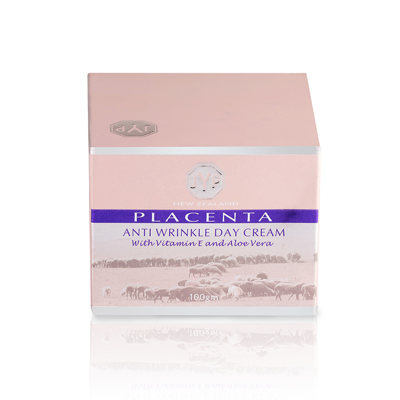 NewZealand JYP Sheep Placenta Face Day Cream Anti Wrinkle Anti-Aging Nourishing Manuka Honey Moisturizer for Dry Skin Aloe Vera