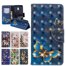 Wallet Case For Huawei Honor 7A Pro AUM-L29 Honor7A Pro Flip Phone PU Leather Cover For Huawei Honor 7A Luxury Phone Stand Cover