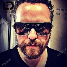 2019 Luxury Brand Men's Sunglasses Women hue Retro Vintage Square Sunglass Male Sun Glasses For Men oculos gafas de sol okulary new fashion vintage retro sunglasses women mirror female male luxury brand sun glasses wood grain oculos gafas de sol feminino