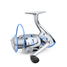 All Metal FB1000-6000 GR5.2:1 12BB Spinning Reel Fishing Casting Rod Suitable Wheel Large Drag Winter Pros Fish Tackle