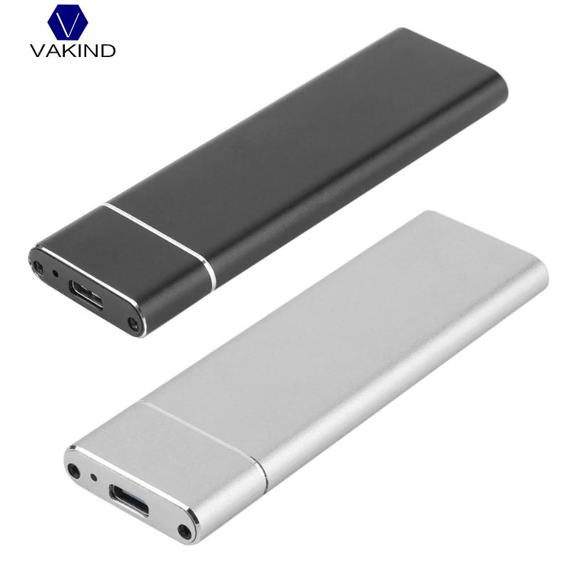 External Enclosure Case for m2 SATA SSD USB 3.1 2230/2242/2260/2280 USB 3.1 to M.2 NGFF SSD Mobile Hard Disk Box Adapter Card