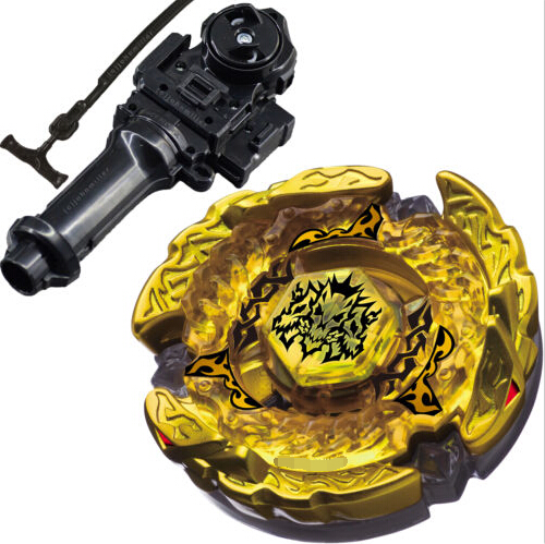 Best Birthday Gift Sale Hades / Hell Kerbecs Metal Masters 4D Beyblade virgo BB-99 Toys For Launcher led whip brinquedo flashing