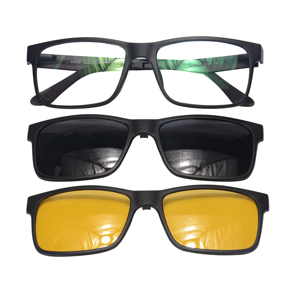 Clip On Sunglasses For Prescription Glasses - The Sunglasses