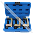 3PCS Ball Joint Separator Set Ball Joint Removal Tool For Ball Joint Repair