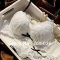 Бесплатная доставка против бюстгальтер сладкий красивые цветы стерео кружевной бюстгальтер белье вышивка бюстгальтер изысканной вышивкой кружева