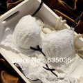 Free shipping vs bra Sweet Beautiful Flowers Stereo Lace bra Underwear Gather Bra Sets embroidery bra exquisite embroidery lace
