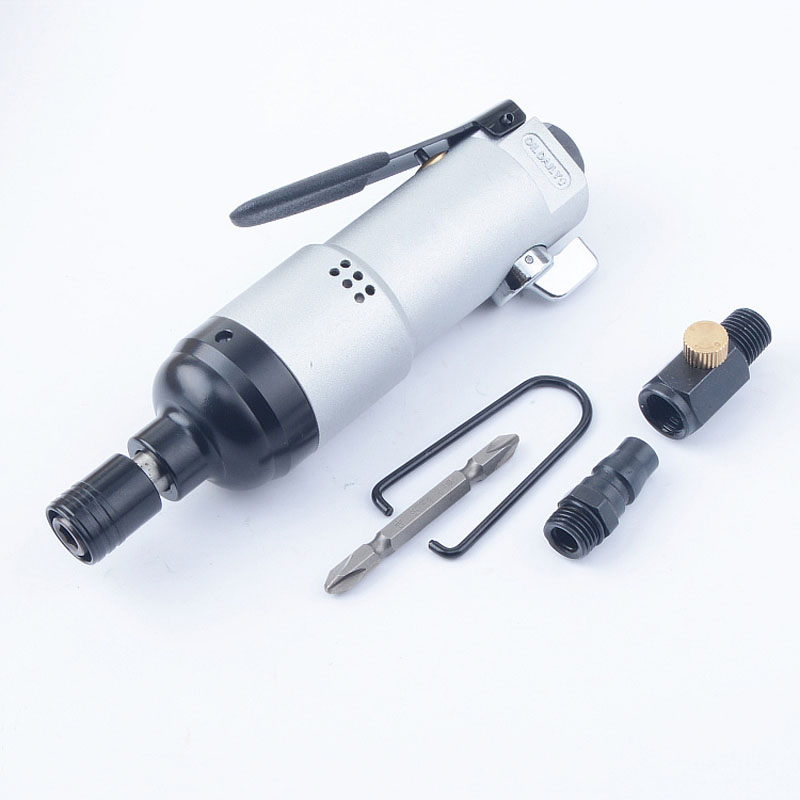 цена на MY-305 Pneumatic Screwdriver 1/4 Nut Impact Tool Strong Industrial Grade 5H Wind Batch High Torque Pneumatic Tool