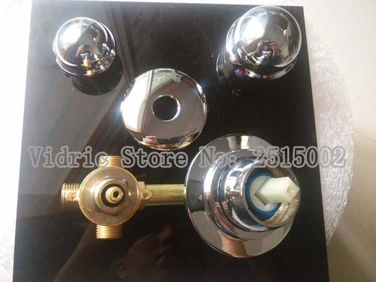 Customized 2/3/4/5 thread/intubation connecting faucet hot and cold water tap switch/separator,Bathroom shower room mixing valve 500g top class he shou wu wild polygonum multiflorum root dried black bean chinese knotweed heshouwu herbs wholesale freeshipp