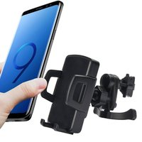 Car Vent Bracket Mobile Phone Charger Qi wireless fast Charger for iPhone X 8 Samsung Galaxy Note S8