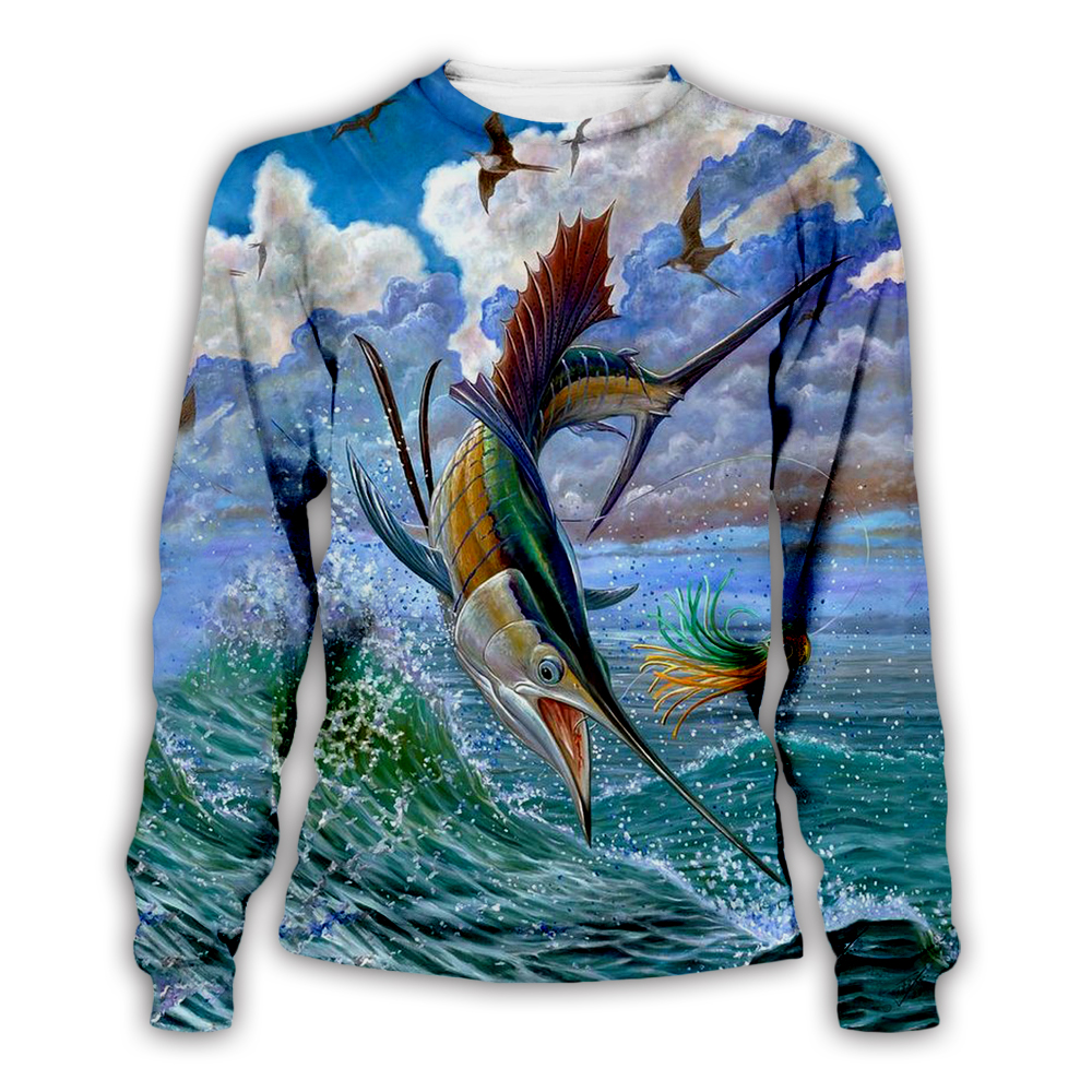 Plstar Cosmos 3D Fishing Clothes All Over Printed Shirts Tee 3D Print Hoodie/Sweatshirt/Jacket/Zipper Man Women Hip Hop Style-13