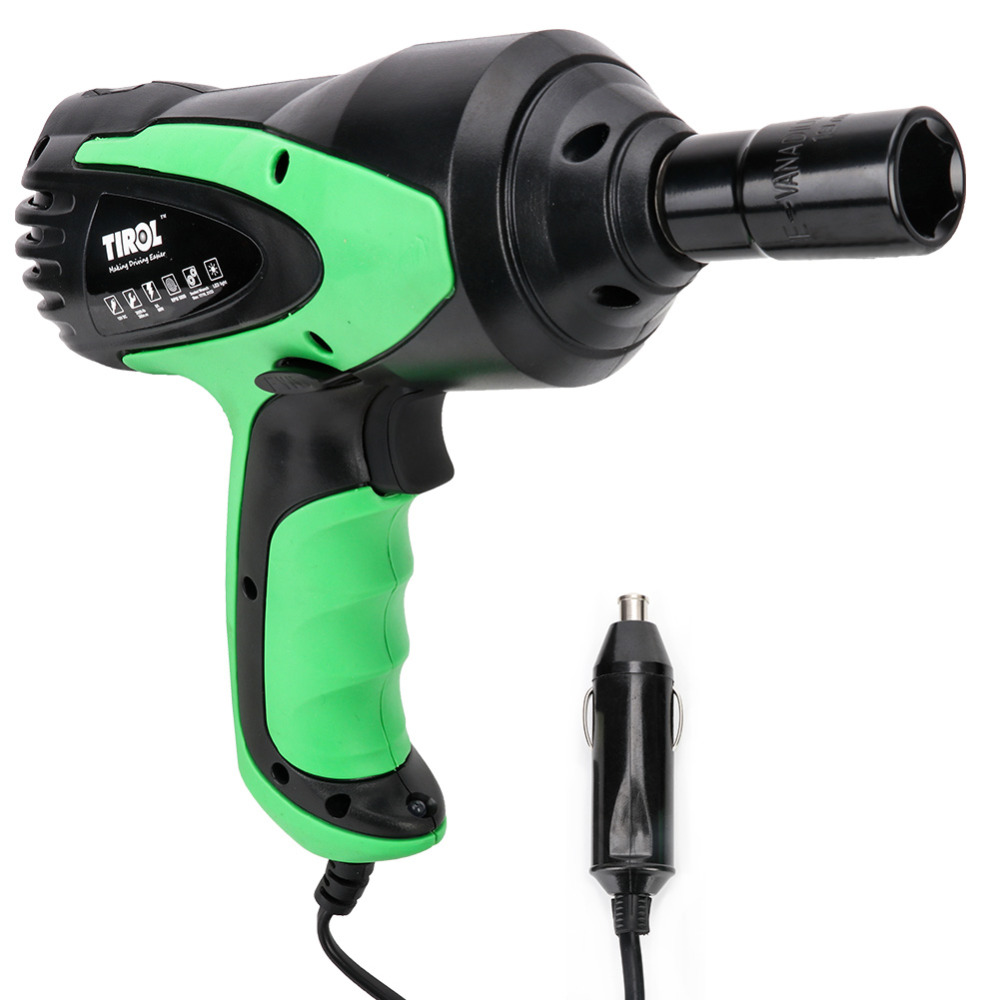 Electric Impact Wrench Car