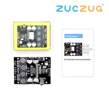 VHM-306 TPA3118 2x30W 12-26V DC Stereo audio Bluetooth Digital power Amplifier Board For amplifiers D3-001