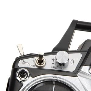 Image 4 - F14912/3 fs t6 2.4 ghz 6chモード2/1トランスミッタとレシーバR6 B用rc quadcopterヘリコプターでledスクリーン