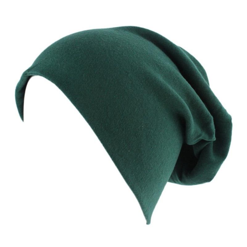 99c3e42497e ... Autumn Winter CVC cashmere Male Female Sport Knit Hats For Women Men Beanie  Hat Warm Cap ...