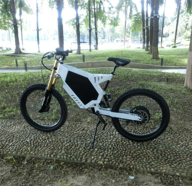 72V3000W5000W60V1500W48V800WPlus Stealth Bomber Electric bicycle eBike Stealth Bomber e-Bike with 30Ah Lithium Ion Battery