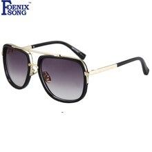 Gafas de Sol Estilo Estrella de La Moda gafas de Sol de Las Mujeres de Conducción Gafas de Sol Mujer Espejo UV400 Gafas Gafa FDY96917