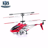 SYMA S107G 3 5CH With Gyro Radio Mini Drones Indoor Co Axial Metal RC Helicopter Built
