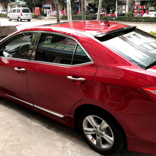 2012 to 2017 new camry high hardness wings spoiler for toyota high quality ABS material Primer Rear Window upper apex Spoiler new design for toyota camry 2018 high quality and hardness abs material spoiler by primer or diy color paint camry spoilers