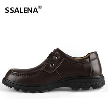 Big Size Eu 47 Men Leather Shoes High Quality Casual Shoes For Men Fashion Men Business Shoes 2018 Newest Male Oxfords B173