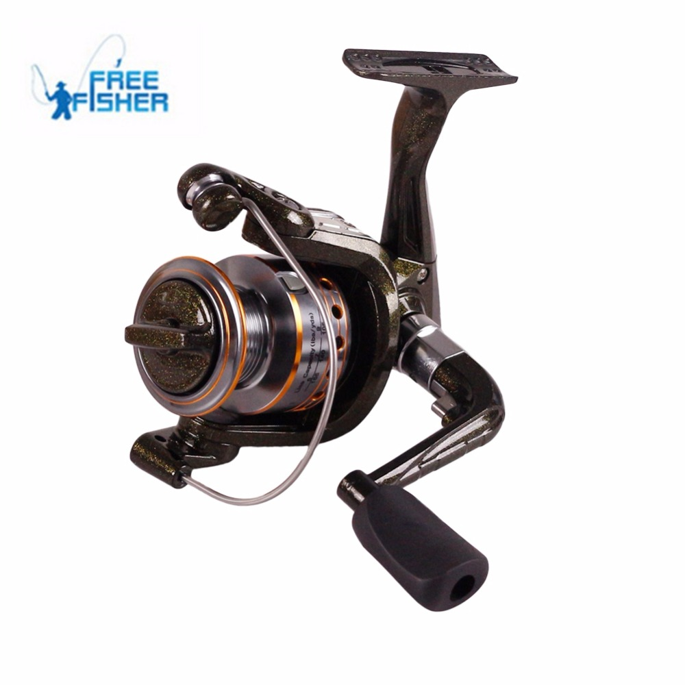 Free fisher brand super light weight max drag 9kg carp for Fishing reel brands