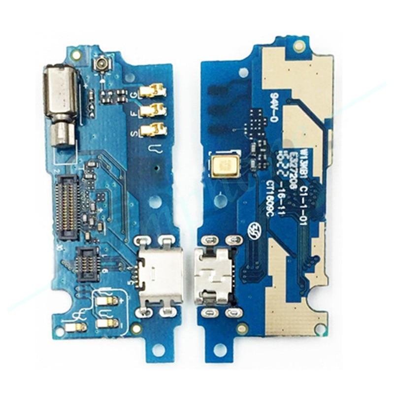 Ny USB-laddningsdockningsvibrator + mikrofon för MEIZU M3S allmän - Reservdelar och tillbehör för mobiltelefoner - Foto 1