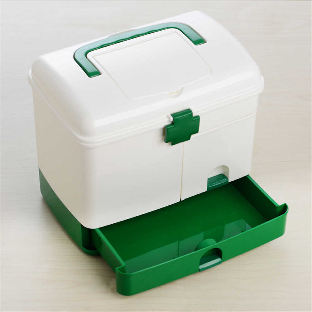 Extra Large Emergency Kits Medicine Box Household Multi layer First Aid Kit Storage Boxes Outdoor Camping Medicine Cabinet