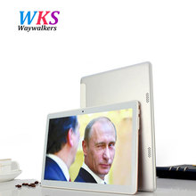 10.1 Inch IPS screen A6510 Android 5.0 Tablet PC 4G LTE calling phone 4GB RAM 64GB ROM Octa Core,Kids Gift Best Tablets computer