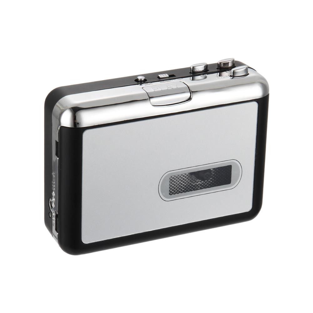 Unterhaltungselektronik Tragbare Kassette Zu Usb Mp3 Converter Recorder Erfassen Musik Player Für Laptop Pc Jlrl88 Cassette & Spieler
