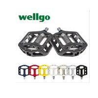 חדש 100% מקורי WELLGO MG1 MG 1 MG-1 MTB BMX DH אופני אופניים חלקים 9/16