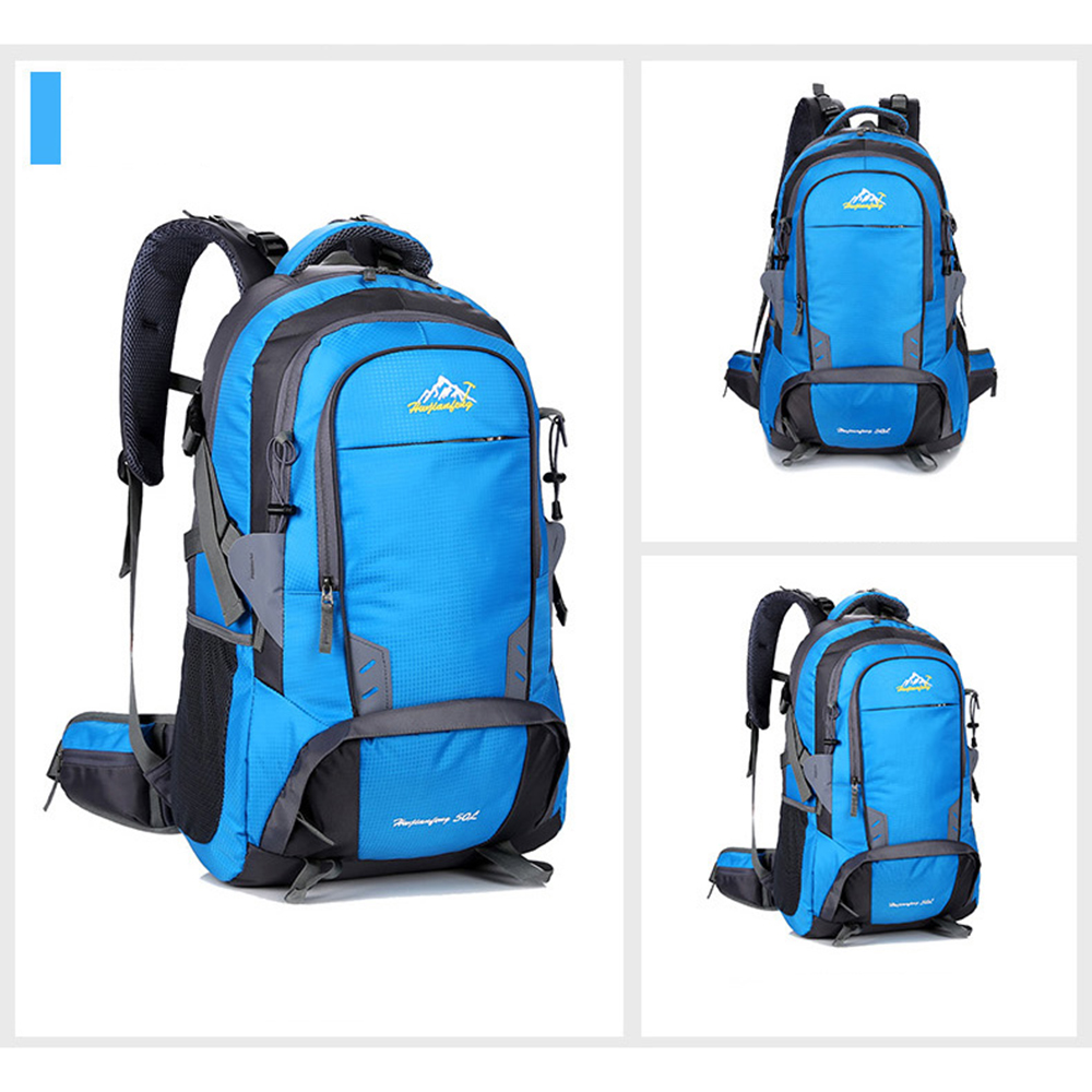 Camping & Hiking Light Portable Outdoor Bags Adults Cycling Backpacks Outdoor Sports Bag Bicycle Light Backpack 6 Colors Mountaineering Bags Profit Small