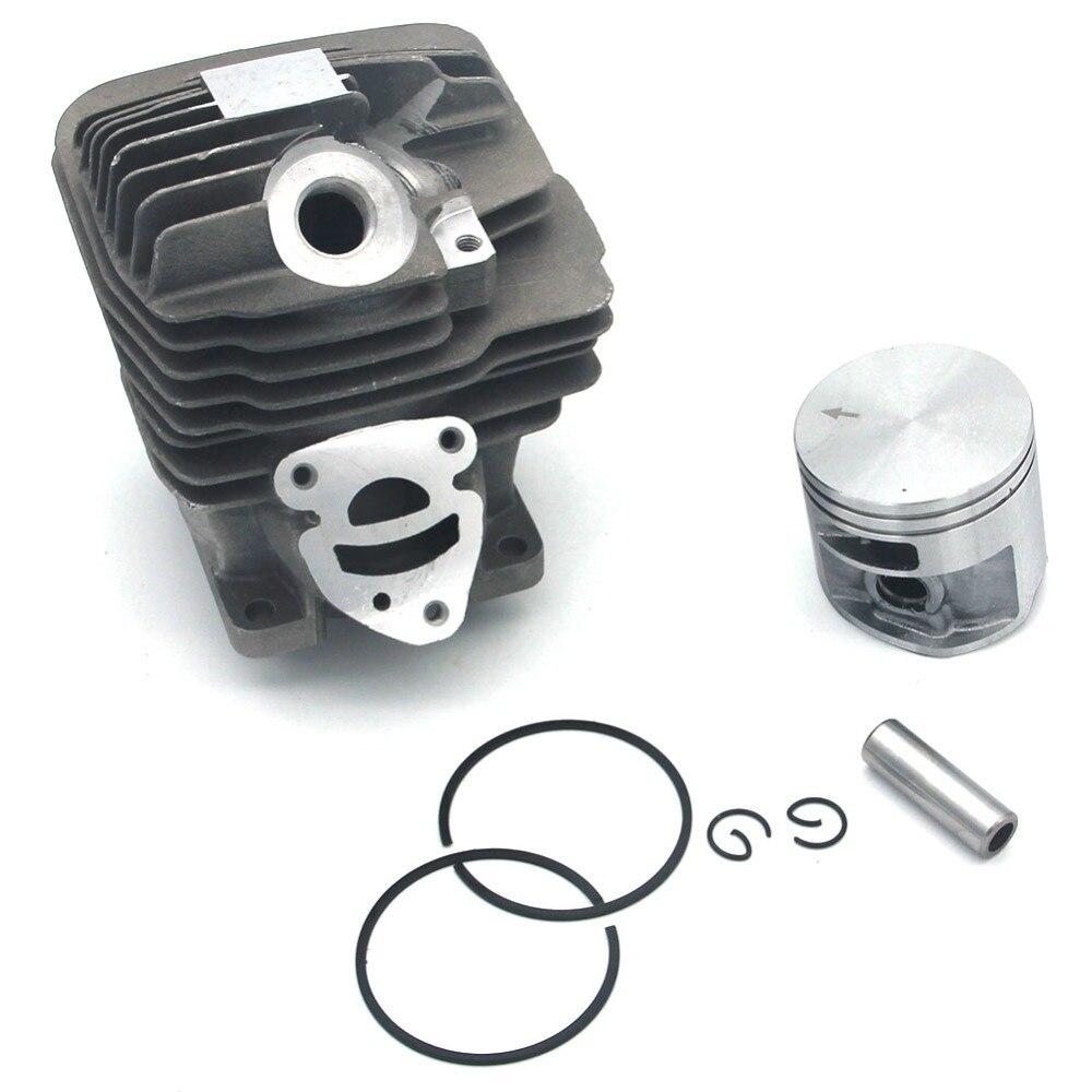 Nikasil Cylinder Piston Kit for Stihl MS261 MS261C MS261CBM 2-Mix MS261CM VW 2-Mix MS261CQ MS261CQZ MS261VW MS261VWZ MS261Z